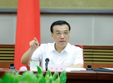 李克强:深化改革 破解难题 增强东北发展内生动力和活力