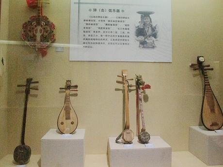 200件少数民族乐器18日亮相普洱