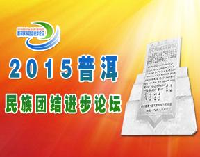 2015普洱民族团结进步论坛