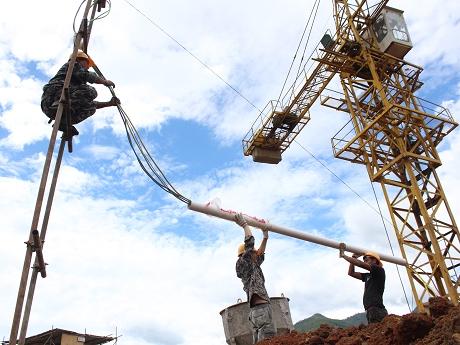 普洱市积极推动项目建设工作
