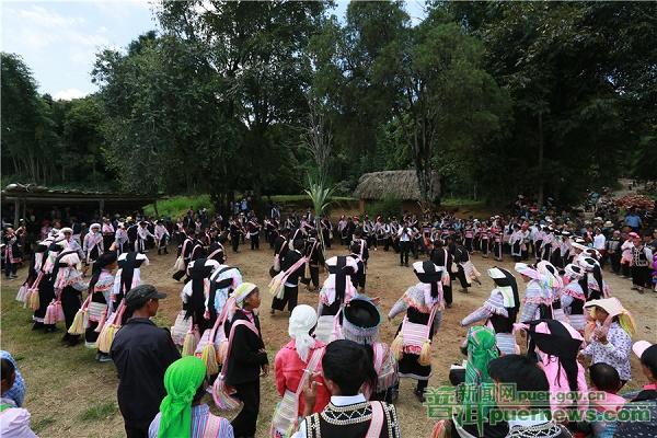 月亮节:澜沧拉祜族群众的别样中秋节
