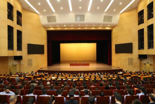省委宣讲团到普洱宣讲党的十八届六中全会精神