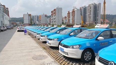 出租车行业的文明蜕变