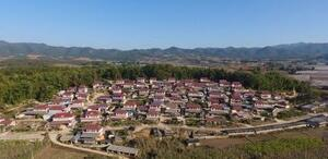 新华网 |云南景谷:昔日地震灾区 而今美丽乡村