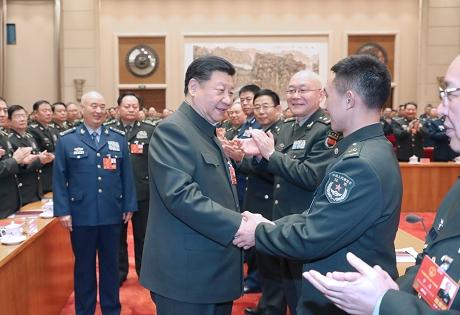 扎扎实实推进军民融合深度发展为实现中国梦强军梦提供强大动力和战略支撑