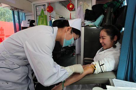 2017年普洱市无偿献血量达5.4吨