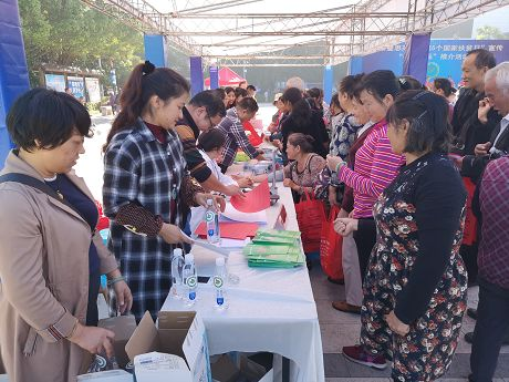 普洱市在第五个国家扶贫日推出一批扶贫产品