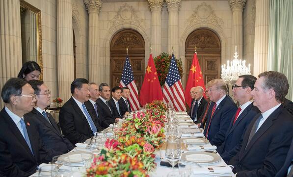 新华网|习近平同美国总统特朗普举行会晤