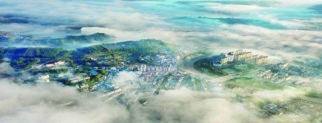 景谷:争创国家卫生县城建设美丽宜居家园