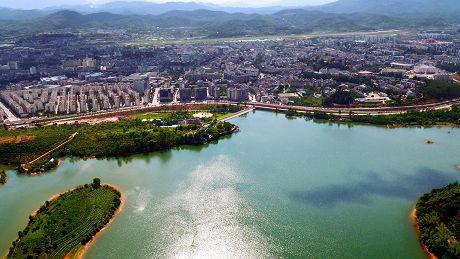 山水再续缘——金山区黄浦区深化普洱旅游产业帮扶