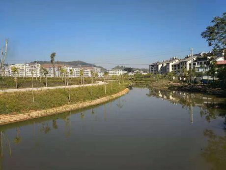 河水清清河岸绿——思茅河综合治理工程系列报道(1)