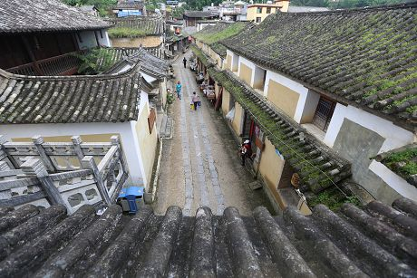 墨江一线路列入中国美丽乡村旅游精品