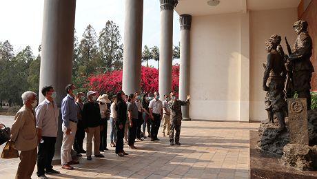 普洱市2020年全民国防知识教育活动举行