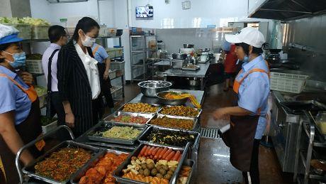 乐虎国际娱乐官网市开展校园及周边食品安全专项整治