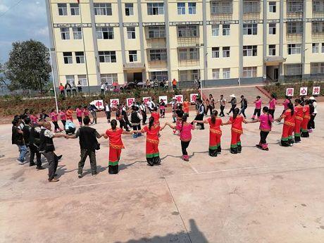 镇沅县创建全国民族团结进步示范县通过省级初验