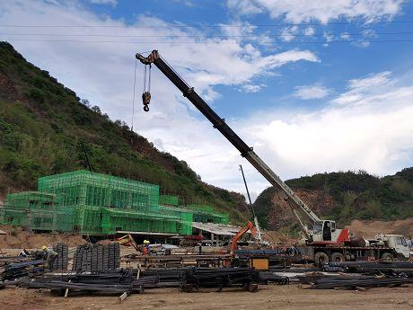 德商·那勐勐国际旅游度假区建设有序推进
