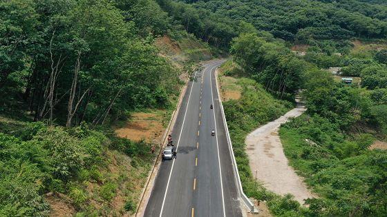 澜沧至孟连至勐阿公路通车仪式举行