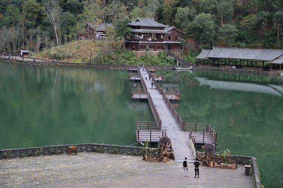 普洱市茶马古道旅游景区正式成为国家4A级旅游景区