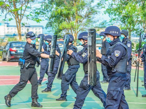 普洱边境管理支队全力锻造一支边境管理铁军