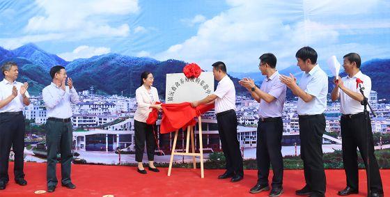上海市金山区党政代表团到镇沅考察调研