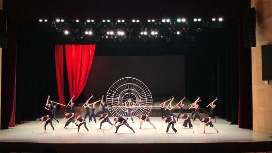 音乐舞蹈史诗《宾弄赛嗨》10月中下旬与观众见面