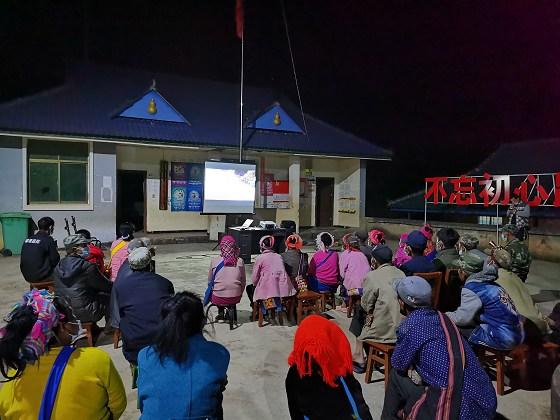 普洱交警制作少数民族语宣传片开展交通安全宣传