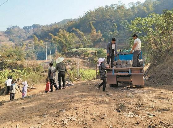 雅邑镇:整村推进人居环境整治