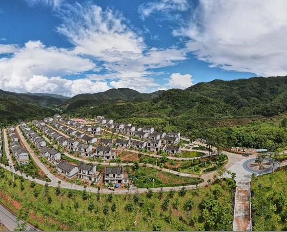 普洱市村庄集镇绿化覆盖率位居全省前列