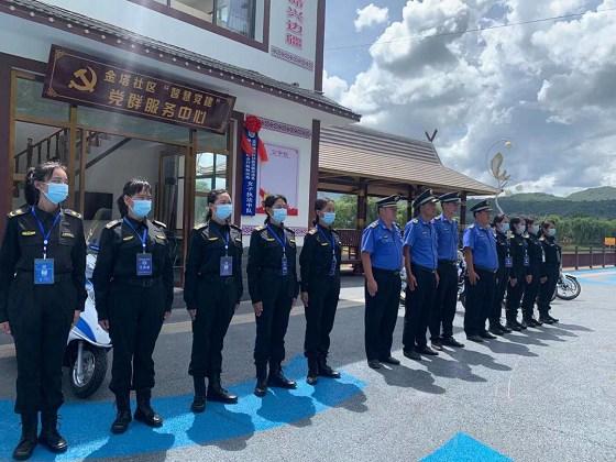 孟连县成立首支城管巾帼队伍