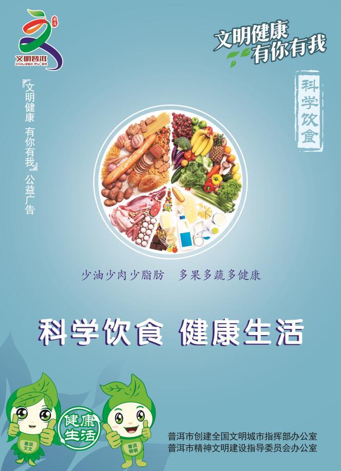 科学饮食 健康生活