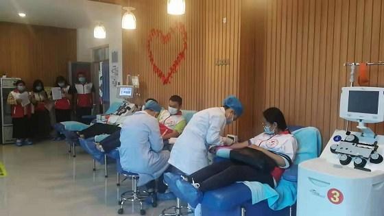 【培育和践行社会主义核心价值观——友善】普洱市160名志愿者完成造血干细胞捐献